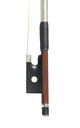 H. R. Pfretzschner violin bow, Tourte model - frog