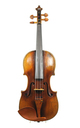 Hopf violin, Klingenthal - table of spruce wood
