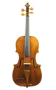 Antique Hopf violin, approx. 1800 - top