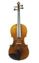 Old violin after Niccolo Amati, c.1900 - table