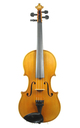 Fine Markneukirchen master violin - two piece top