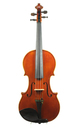 Contemporary Italian violin in the Otello Bignami tradition, Luigi Laterrenia