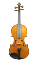 Old French violin with a soloist tone, atelier Georges Coné, Lyon 1928 - Decke