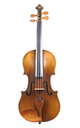 Jacobus Stainer model violin - top view
