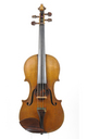 Violin after Guarneri, approx. 1900 - top view