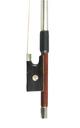 Markneukirchen violin bow, lightweight - frog