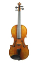 German violin by Anton Hoyer, Wuppertal - Decke