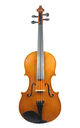 Large Italian viola, approx. 1930 - top view