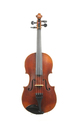 1/4 French master violin, France approx. 1820 - top view