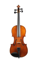Neuner & Hornsteiner 1/2 violin, 1906 - top view