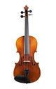 German 3/4 violin from Saxony - front view