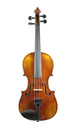 3/4 violin of the 1920s - front view
