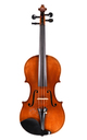 Antique French violin, c.1880, Mirecourt - top