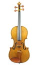 Od German violin, Stradivarius copy, approx. 1900 - spruce top
