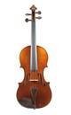 Charotte-Millot 1934 violin - front view