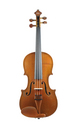 3/4 violin after Maggini, Saxony approx. 1900 - top