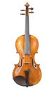 Laberte French violin, approx. 1900 - top
