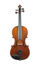 3/4 - Antique French 3/4 violin, approx. 1880 - top