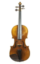 Klingenthal violin approx. 1850 - top