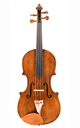 Old violin from Saxony, after Antonio Stradivari, approx. 1880