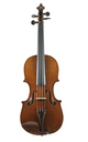 Hopf viola from Saxony, approx. 1850 - top