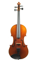 German Markneukirchen violin after Guarneri, beautiful red oil varnish