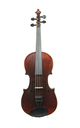 Mittenwald 1/2 sized violin, approx. 1900 - top
