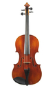 German quality violin, Mittenwald style