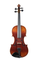 Georg Tiefenbrunner 3/4 sized violin - top