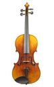 Excellent, c.1900 Mittenwald violin by Georg Tiefenbrunner - top