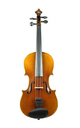 Friedrich Herpel Herford violin Saxony ca. 1920 - top