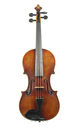 German violin after Guarneri, Markneukirchen ca. 1900 - top