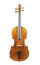 3/4 violin after Stradivari, Saxony ca. 1920 - top