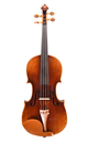 Antique Markneukirchen violin, probably Schuster & Co., after Jacobus Stainer