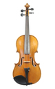 German violin from Markneukirchen, top