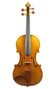 Powerful Mittenwald violin by Ottomar Hausmann