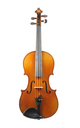 Old French 3/4 sized violin, after Stradivari  - top